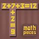 Math pieces by zielok.com