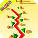 Guide Dancing Line Game by richocodevguide