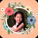Floral Photo Frames by Pixel Frames