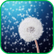 Dandelion live wallpaper by AbcWallpaper