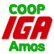 Coop IGA Amos by Gnak Inc.