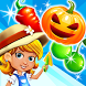 farm harvest mania by mobile match 3