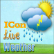 Icon Live Weather by Icon25 Club