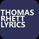 Thomas Rhett Lyrics by Crystal Coast Apps