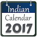 Indian Calendar 2017 by Android master