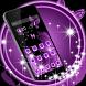 Purple Luxury Butterfly Theme by Alice Creative Studio