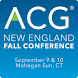 ACG New England Fall Conf by Presdo