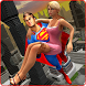 Flying Superhero Grand Robot City Rescue Mission by Super Heroes Game Studios