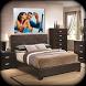 Bedroom Photo frame