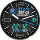 T-50 Metal Watch Face by armata.me