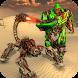 Scorpion Hero Transform Robot Wars by White Sand - 3D Games Studio