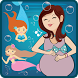 Mermaid Terrible Twins Baby by Division Cocos