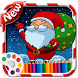 Christmas Colouring Book by OzDev