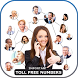 Important Toll Free Numbers by STECHSOLUTIONS
