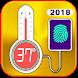 Finger Body Temperature Prank 2018