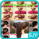 DIY Hair Style Tutorial by sjytainment
