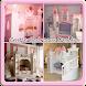 Castle Theme Bedroom Design by Farrapps