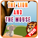 Lion and Mouse Kids Story pro by 4DSoftTech