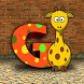 Alphabet and Numbers for Kids by AkhilAkshay