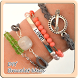 DIY Bracelet Gallery Ideas by Farrapps