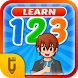 Learn Numbers & Counting for Kids by Ex2art Studio