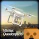 VR Vilnius Drone Demo by GestGames