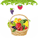 Basket fruit by PrettyToys1992
