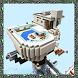 Twelve floors. Minecraft map by marter