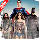 New Keyboard for Justice league team & HD photos