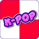 Piano KPOP game tiles by CAMOBILE