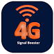 4G Signal Booster Prank by appsoltech