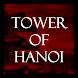 Tower of Hanoi by Juran Liu