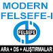AÖF MODERN FELSEFE-I by AÖF KURSLARI
