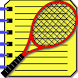 Tennis scores (Trial) by CONUTS