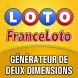 Loto gagnant pour France Loto by Spataru Dragos George