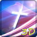 Christian Cross 3D Wallpaper by Mosoyo
