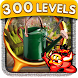 Hidden Object Games Messy Backyard Challenge # 320 by PlayHOG