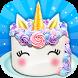 Unicorn Food - Sweet Rainbow Cake Desserts Bakery by Crazy Camp Media