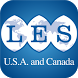 LES USA & Canada On the Go by Astegic Inc