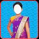Kids saree photo suit by MVLTR Apps