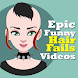 Epic Funny Hair Fails by PoPoMeda