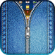 Jeans Zipper Lock Screen by AndroBeings