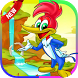 Super Woody Jump woodpecker Adventure by Super Game Playing Hero