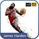 HD James Harden Wallpaper by AthletesWall.