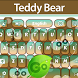 GO Keyboard Teddy Bear by Keyboard Themes