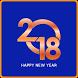 Happy New Year 2018 by Lyndoyu Studio