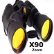 Digital binoculars 2017 by softsong