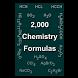 Chemistry formulas by Thangadurai R