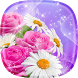 Flowers Live Wallpaper by Happy live wallpapers