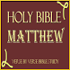 HOLY BIBLE: MATTHEW STUDY APP by Charleston Shi LLC